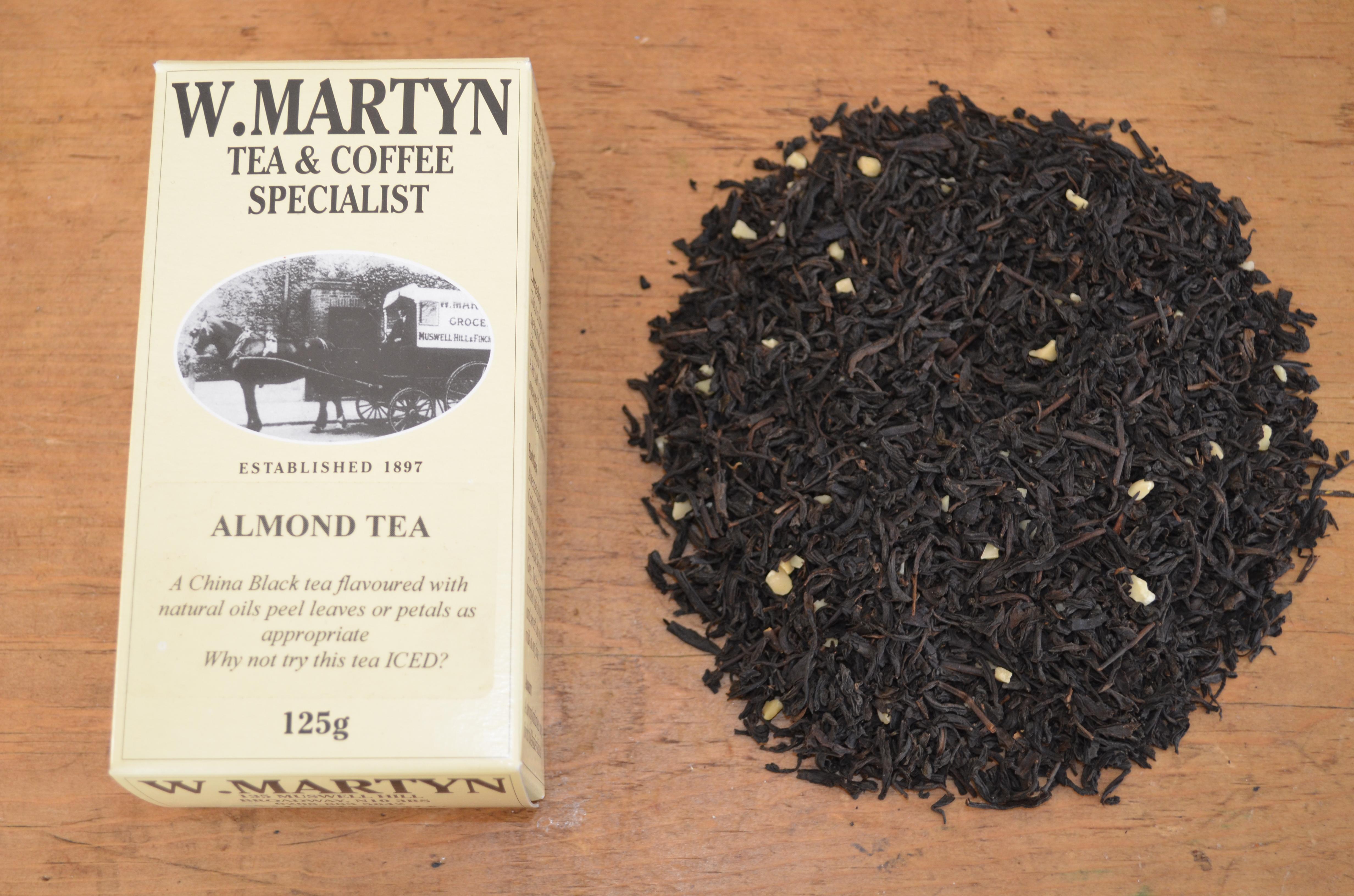 WMartyn Almond Tea