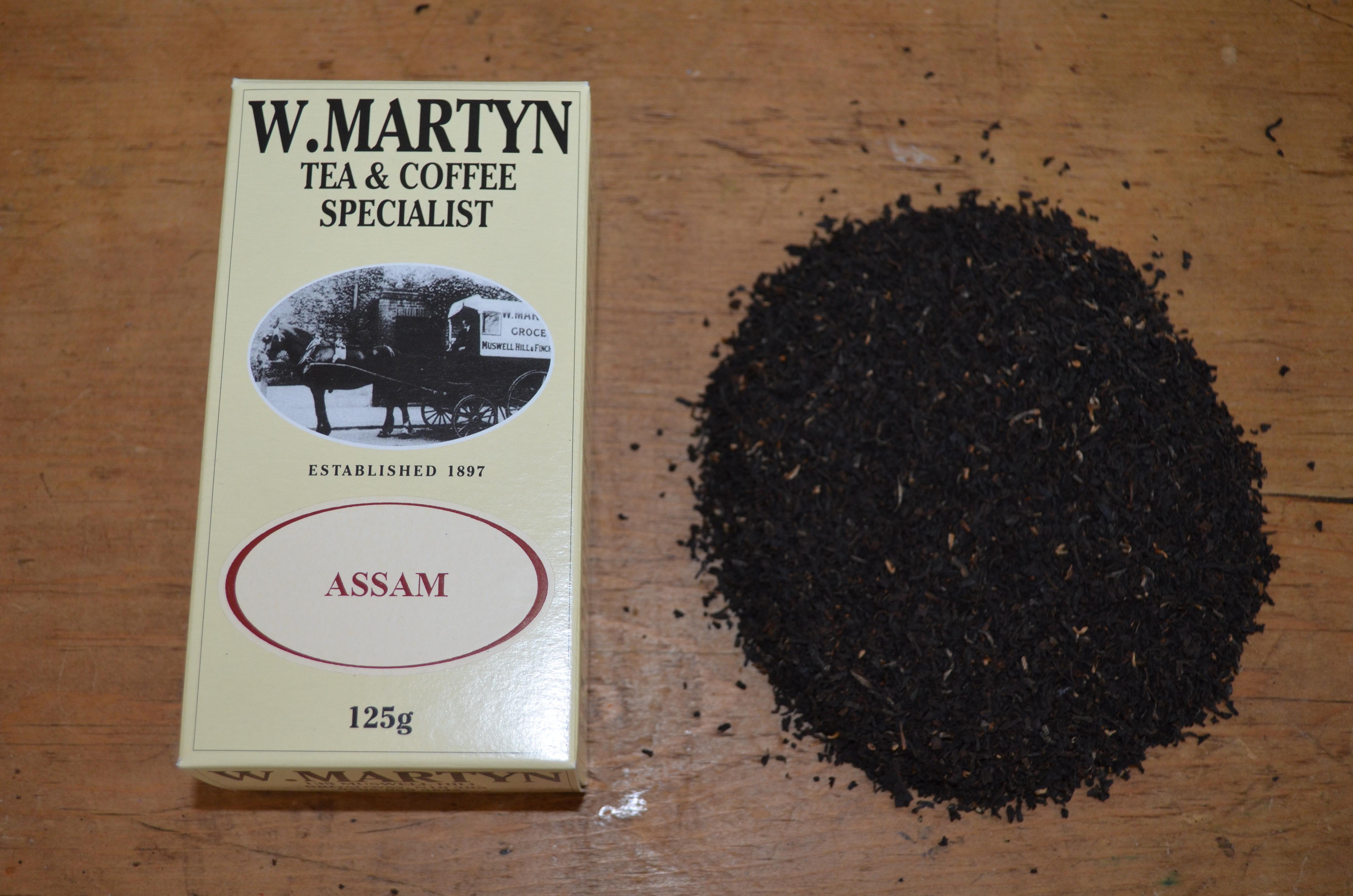 WMartyn Assam Tea