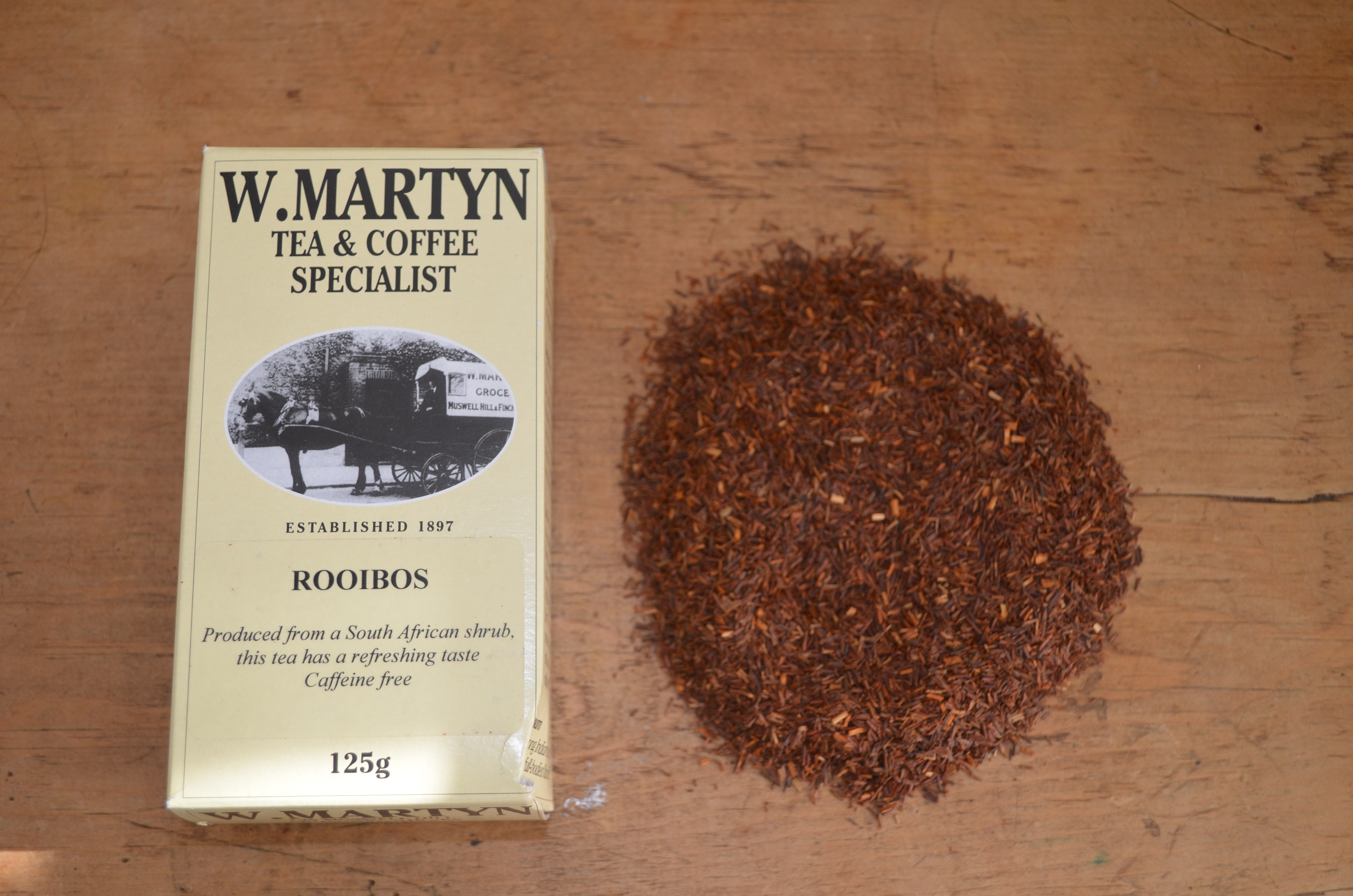 WMartyn Rooibos Tea