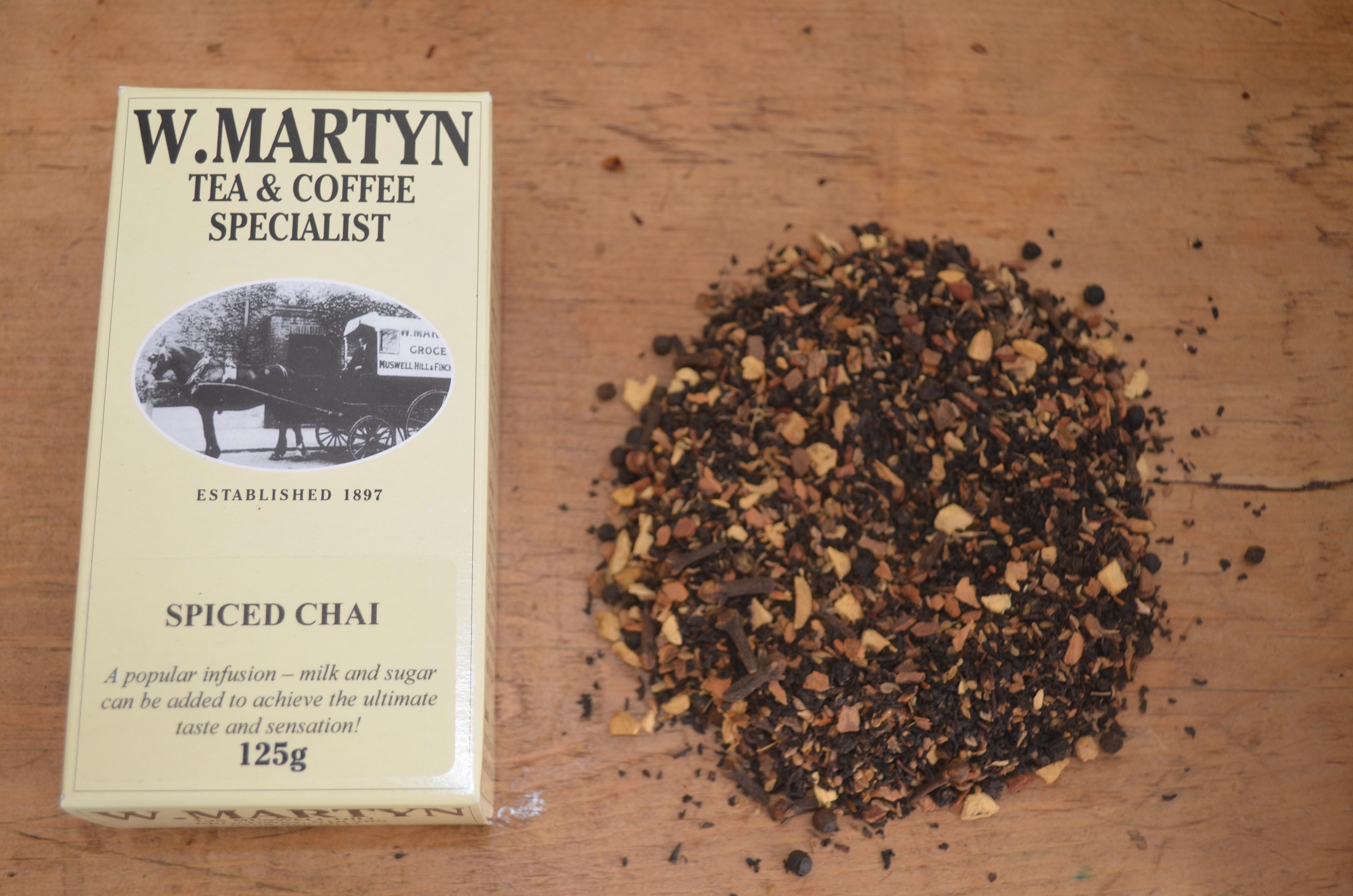 WMartyn Spiced Chai Tea