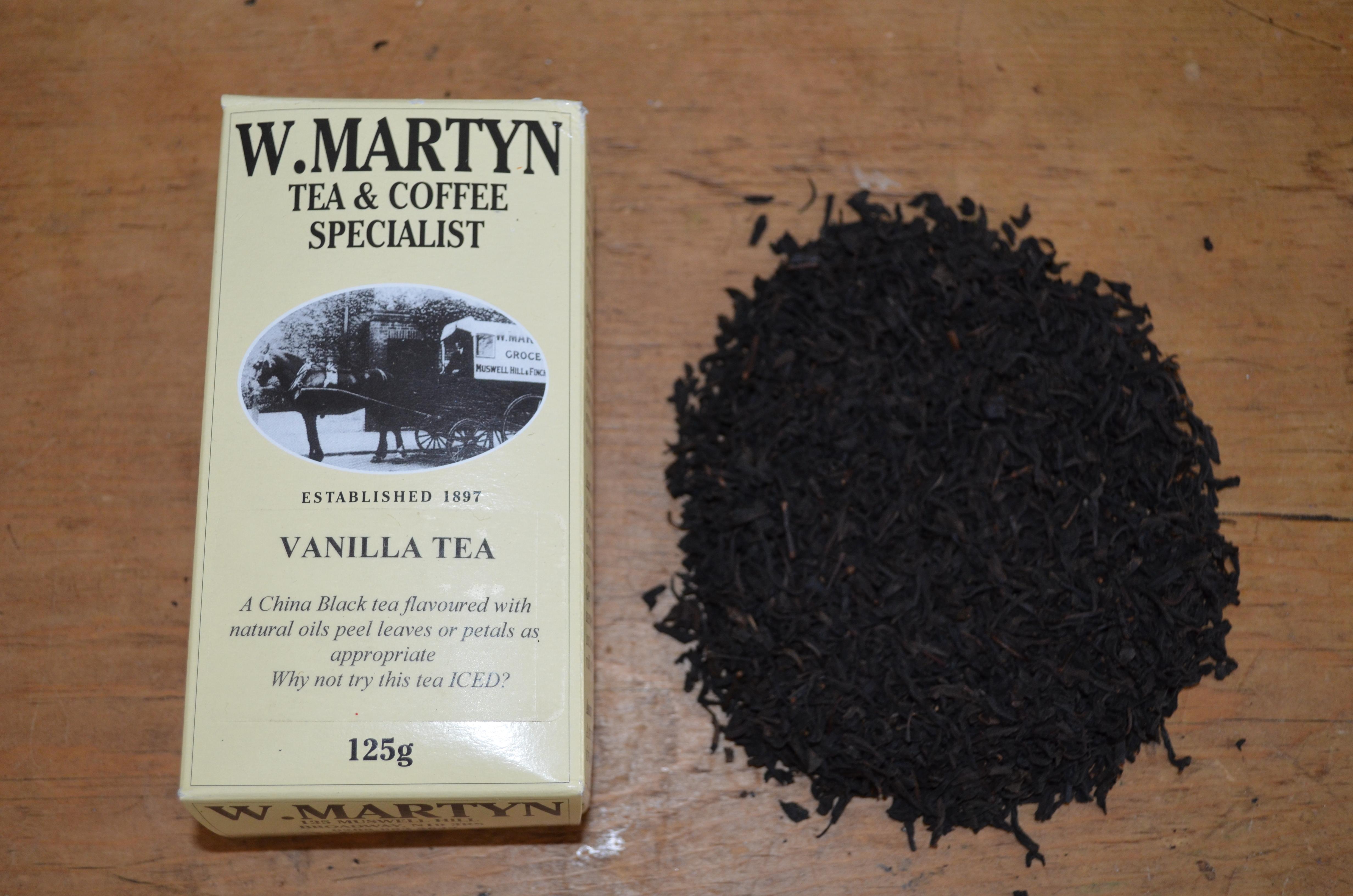 WMartyn Vanilla Tea
