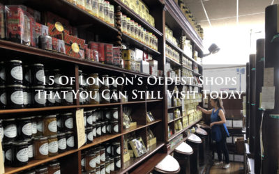One of London's Oldest Stores