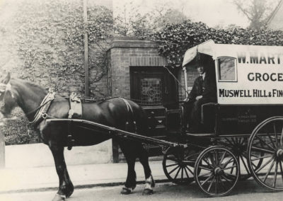 w-martyn-tea-and-coffee-horse-and-carriage