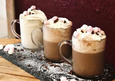 Award Winning Kokoa Hot Chocolate
